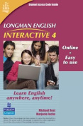 Longman English Interactive 4, Online Version, American English