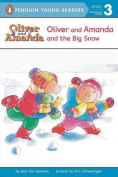 Oliver and Amanda and the Big Snow (Puffin Easy-To-Read