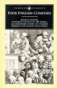 Four English Comedies of the 17th and 18th Centuries