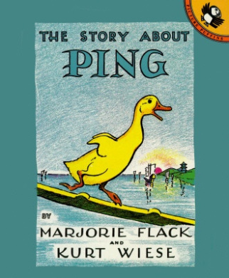 The Story About Ping (Puffin Picture Books)