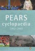 Pears Cyclopaedia: 2002-2003