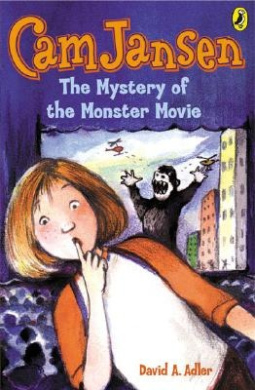 CAM Jansen the Mystery of the Monster Movie