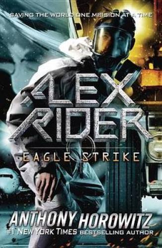 Eagle Strike by Anthony Horowitz.