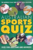 Australian Sports Quiz