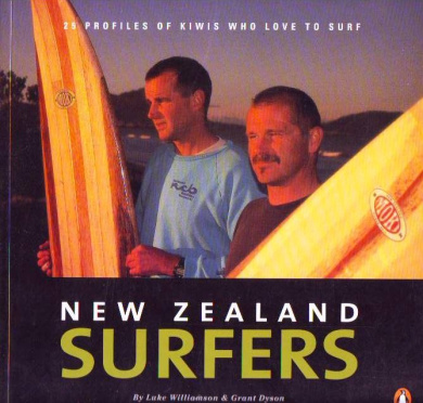 Surfers: New Zealanders Who Love to Surf