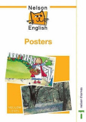 Nelson English - Yellow Level Posters