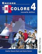 Encore Tricolore Nouvelle 4 Student Book