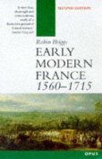 Early Modern France, 1560-1715
