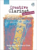 Creative Clarinet Improvising + CD