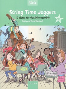 String Time Joggers Viola Book