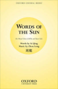 Words of the Sun: Vocal score