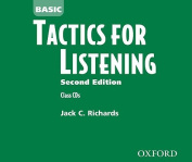 Basic Tactics for Listening [Audio]