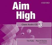 Aim High Level 3 Class Audio CD [Audio]