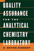Quality Assurance for the Analytical Chemistry Laboratory