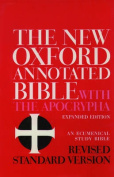 The New Oxford Annotated Bible with the Apocrypha [HEB]