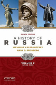 A History of Russia, Volume 2