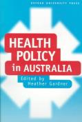 Health Policy in Australia