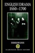English Drama, 1660-1700