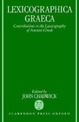Lexicographica Graeca