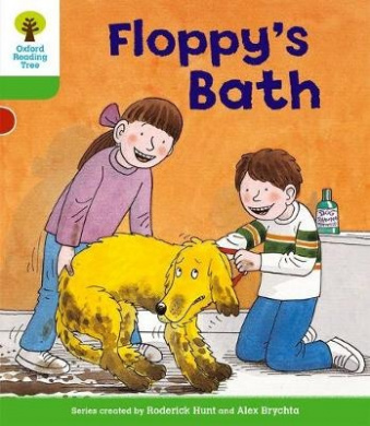 Oxford Reading Tree: Level 2: More Stories A: Floppy's Bath (Oxford Reading Tree)