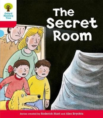 Oxford Reading Tree: Level 4: Stories: The Secret Room (Oxford Reading Tree)