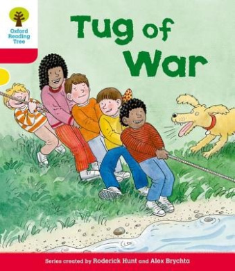 Oxford Reading Tree: Level 4: More Stories C: Tug of War (Oxford Reading Tree)