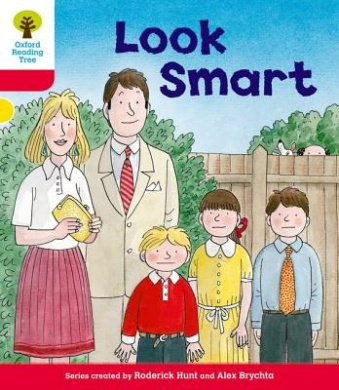 Oxford Reading Tree: Level 4: More Stories C: Look Smart (Oxford Reading Tree)