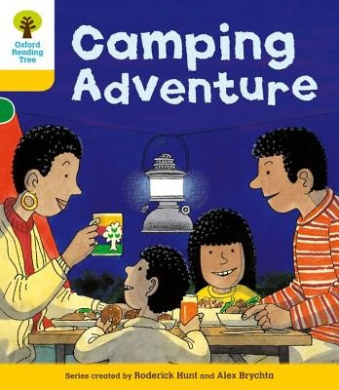 Oxford Reading Tree: Level 5: More Stories B: Camping Adventure (Oxford Reading Tree)