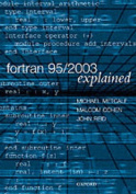 Fortran 95/2003 Explained