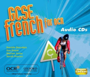GCSE French for OCR Audio CDs [Audio]