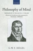 Hegel: Philosophy of Mind