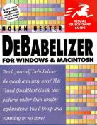 DeBabelizer for Windows and Macintosh