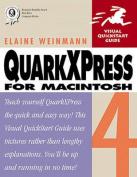 QuarkXPress 4 for Macintosh