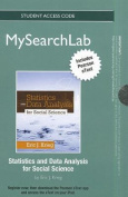 Mysearchlab with Pearson Etext -- Standalone Access Card -- For Statistics and Data Analysis