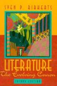 Literature: The Evolving Canon