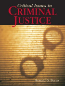 Critical Issues in Criminal Justice