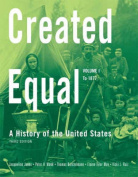 Created Equal, Volume I