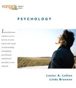 Psychology, VangoBooks