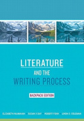 Literature and the Writing Process, Backpack Edition