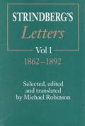 Strindberg's Letters, Volume 1