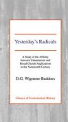 Yesterday's Radicals