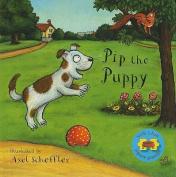 Pip the Puppy Jigsaw Book [Board book]