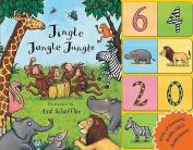 Jingle Jangle Jungle Dominoes! [Board book]