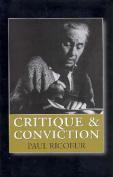 Critique and Conviction