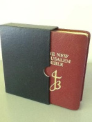 NJB Pocket Edition Red Leather Bible