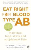 Eat Right for Blood Type AB