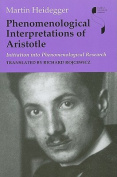 Phenomenological Interpretations of Aristotle