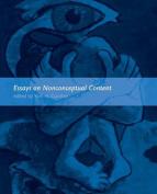 Essays on Nonconceptual Content