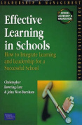Effective Learning in Schools