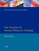 Practice of Human Resource Strategy